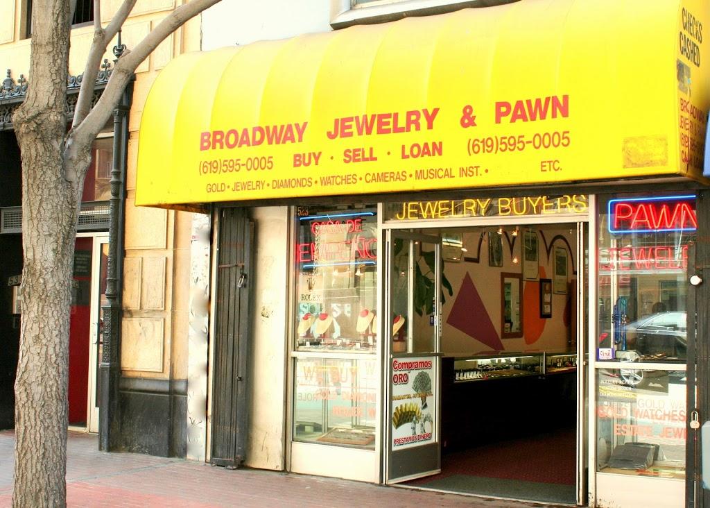 Broadway Jewelry & Pawn