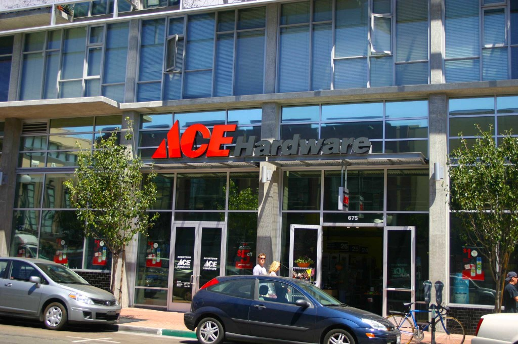 DOWNTOWN ACE HARDWARE