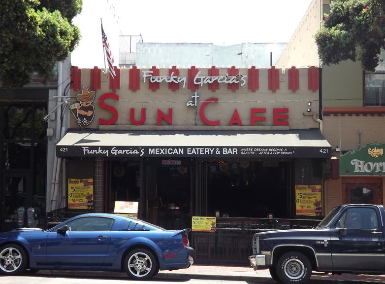 Funky Garcia's Mexican Eatery & Bar