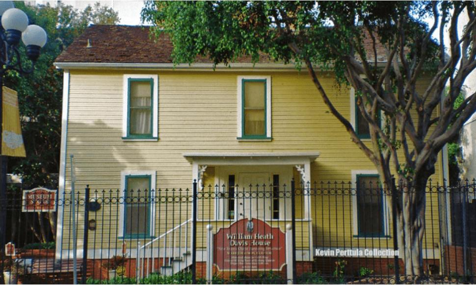 Gaslamp Museum at the William Heath Davis House